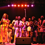 Sonja Kandels Band Dakar Choir