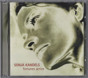 CD Afro Jazz Sonja Kandels CD Fortunes Arrive