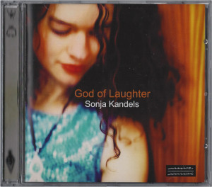 CD Afro Jazz Sonja Kandels CD God of Laughter