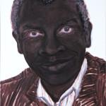 Sonja Kandels paintings Hape Kerkeling