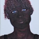Sonja Kandels paintings Heike Makatsch