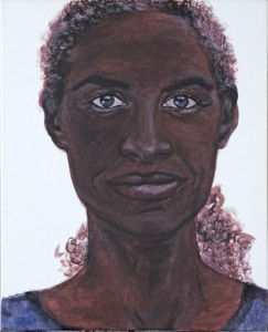 Sonja Kandels paintings Nina Hoss