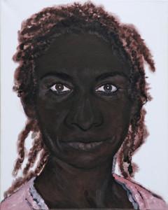 Sonja Kandels paintings Odile Walser