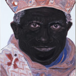 Sonja Kandels paintings Papst Benedict