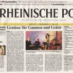 Sonja Kandels Band_Rheinische Post_2011