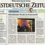 Sonja Kandels Band_Westdeutsche Zeitung_2011