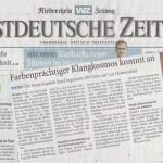 Sonja Kandels Band_Westdeutsche Zeitung_Jul2013