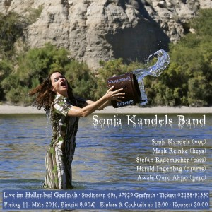 Sonja Kandels Band Grefrath